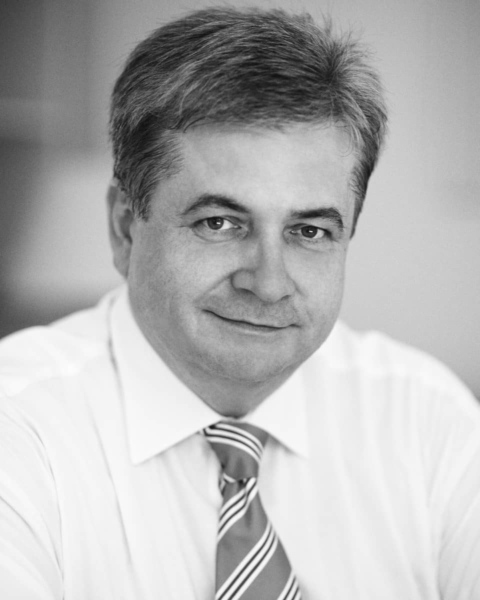 Martin Hoffmann - Geschäftsführer von IngresX